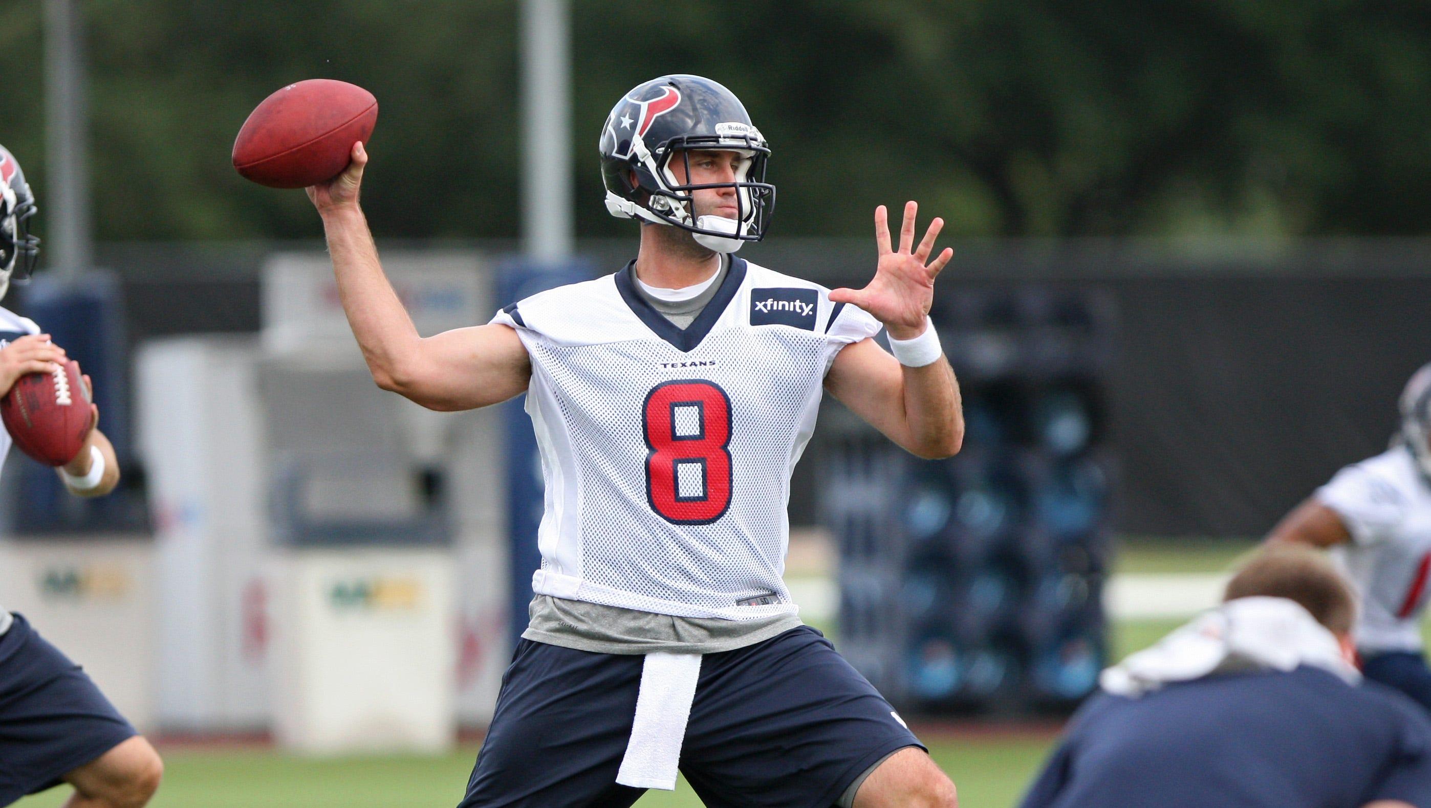 19. Matt Schaub, Houston Texans