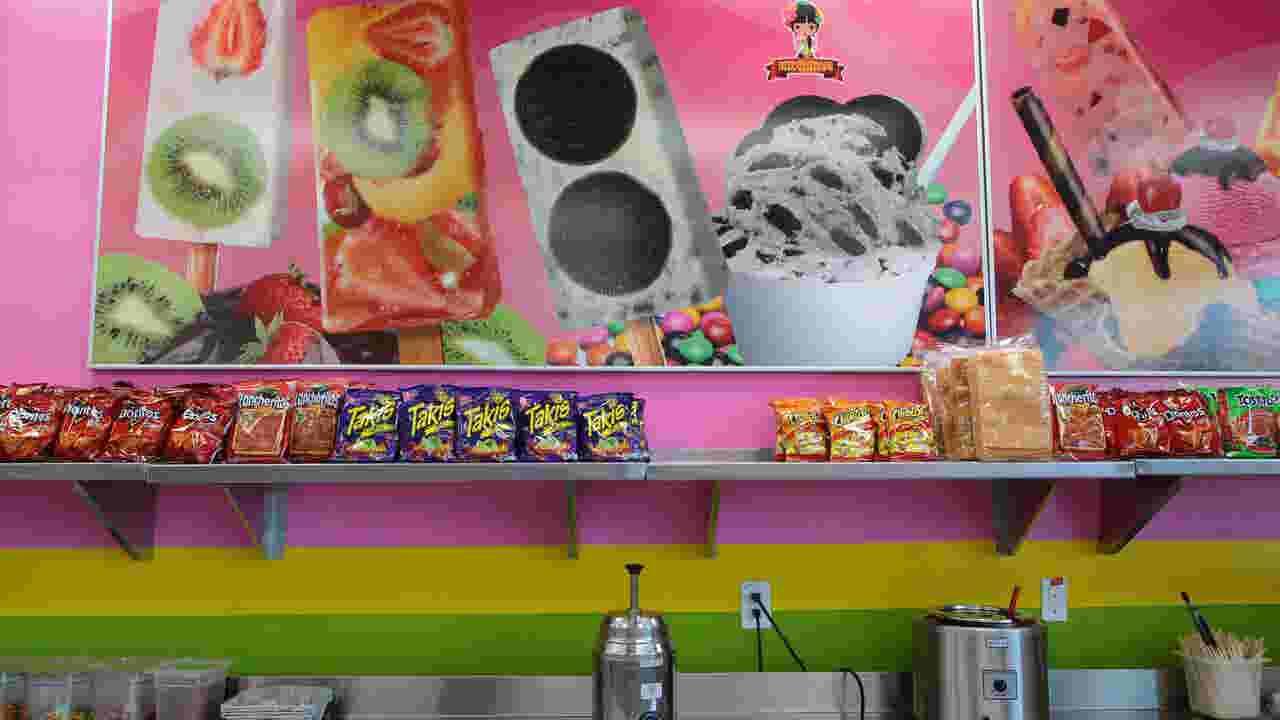 La Michoacana Ice Cream Parlor Offers Authentic Mexican Treats At