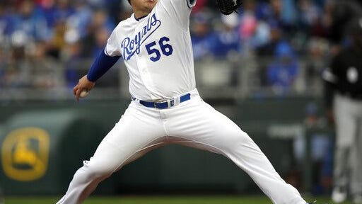 Kansas City Royals pitcher Brad Keller, along with first baseman Ryan O'Hearn, have tested positive for COVID-19.