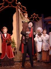 The Nebraska Theatre Caravan's annual performance of
