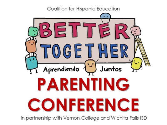 """Better Together"" Parenting Conference logo"