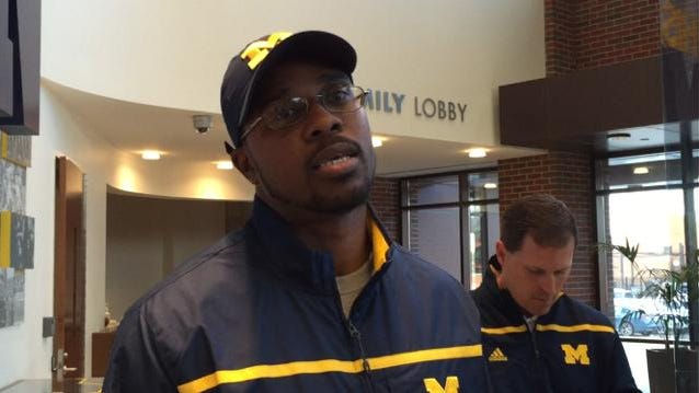 New defensive backs coach Brian Smith played for and coached with defensive coordinator Don Brown.