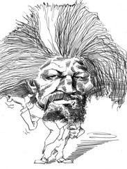 Frederick Douglass by Chris Ellis