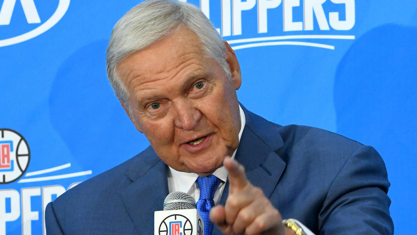 Jerry West says he didn t want to leave the Golden State Warriors