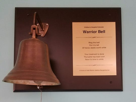 The Warrior Bell verse says it all.