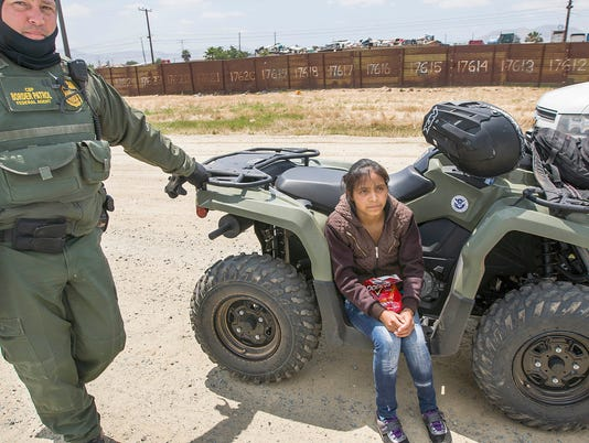 Story: Border Wall