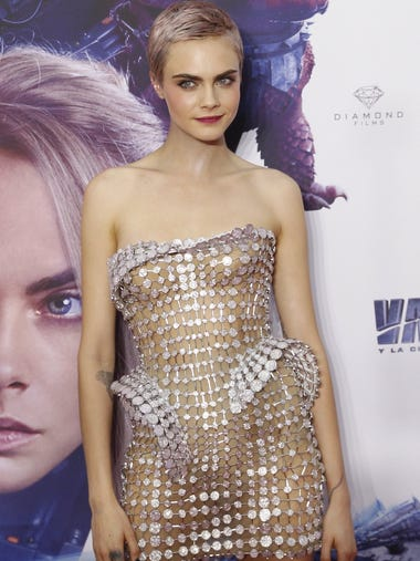 Happy birthday, Cara Delevingne! The model turned actress