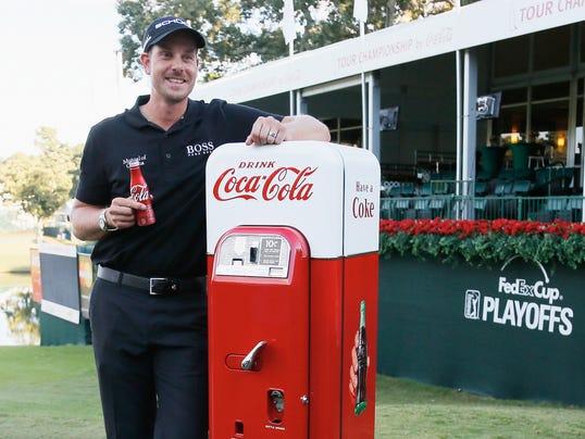 2013-12-23 Henrik Stenson coca-cola 2 dimeglio story