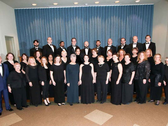 Choir, orchestra to perform Vivaldi PHOTO CAPTION