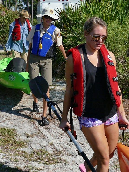 Kayak ranger 7