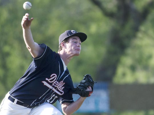 Brett Mogen was a standout high school pitcher at of Dell Rapids before moving on to pitch for South Dakota State.