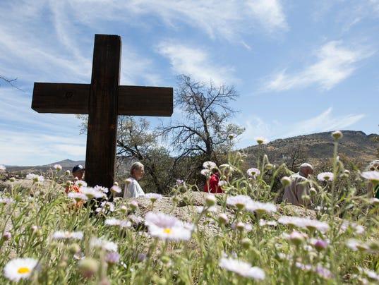 PNI Yarnell Shrine Easter