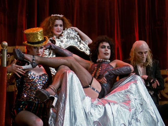 """The State Theatre is hosting a screening of """"The Rocky Horror Picture Show"""" on Oct. 6."""