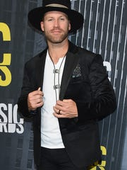 It's all about October in Green Bay for Drake White. The country artist opened for Dierks Bentley last October at the Resch Center and returns Oct. 25 for his own show at Green Bay Distillery.