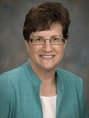 Sioux Falls City Councilor Michelle Erpenbach