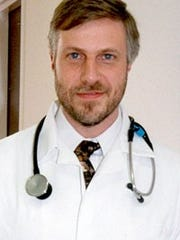 Dr. James Lenhard, medical director of Christiana Care Health System's Diabetes and Metabolic Diseases Center and Christiana Care's Weight Management Center.