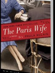 """The Paris Wife"" by Paula McLain."