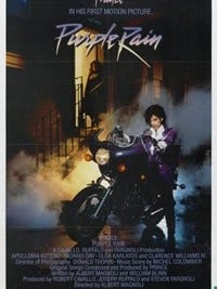 """Purple Rain"" returns to Bay Park Cinema for showings on Tuesday and Thursday."