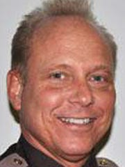Randolph County Sheriff Ken Hendrickson