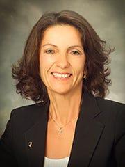 Ocean City Council Secretary Mary Knight.