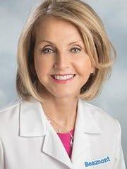 Dr. Pamela Marcovitz, director of Beaumont's Ministrelli