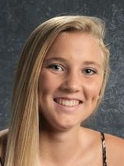Allie Strottman, All-Iowa