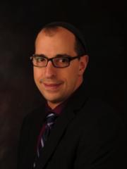 Rabbi Ilan Glazer, Beth Sholom Synagogue, Memphis