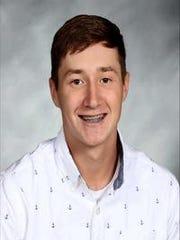 Brady Bunten, junior, Cedar Rapids Washington