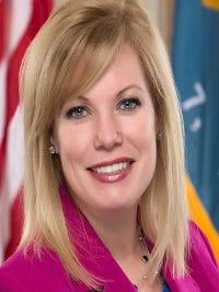 Sen. Nicole Poore, D-New Castle