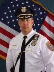 Eatontown Police Chief Michael Goldfarb