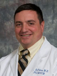 Dr. Michael DePietro is a Delaware physician who specializes in pulmonary and critical care medicine