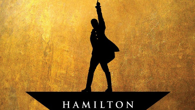 """""""Hamilton: An American Musical,"""" by the original Broadway cast"""