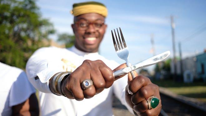 Black Restaurant Week co-founder Kwaku Osei-Bonsu