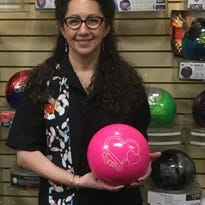 Mesquite bowler Maria Flynn locks in to roll highest game by woman this season at Virgin River