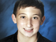 Max Greenspan, 12, was one of eight students from Arizona