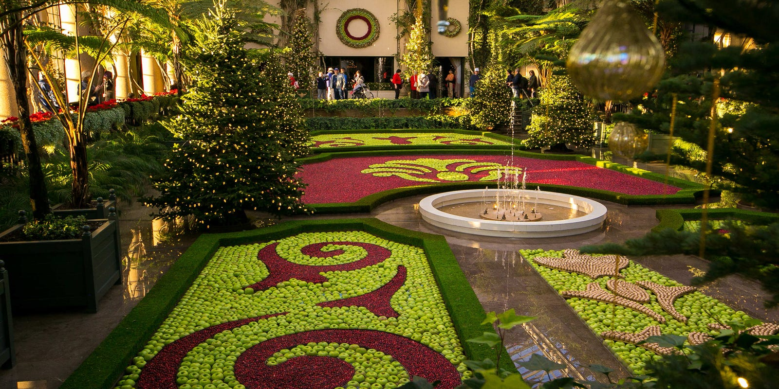 9 things not to miss at Longwood Gardens\' Christmas