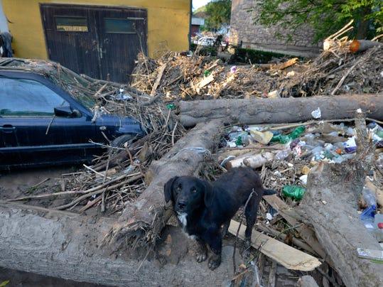 Balkans Floods