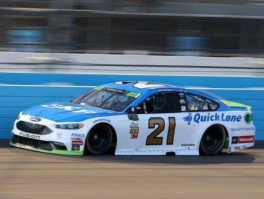 AP NASCAR PHOENIX AUTO RACING S CAR USA AZ