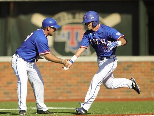 Bulldog baseball vs UTA