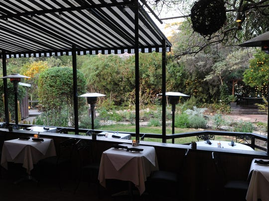 The Ranch House in Ojai features scenic areas.