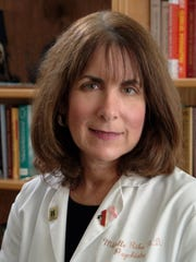 Dr. Michelle Riba, associate director of the University of Michigan Comprehensive Depression Center and past president of the American Psychiatric Association.