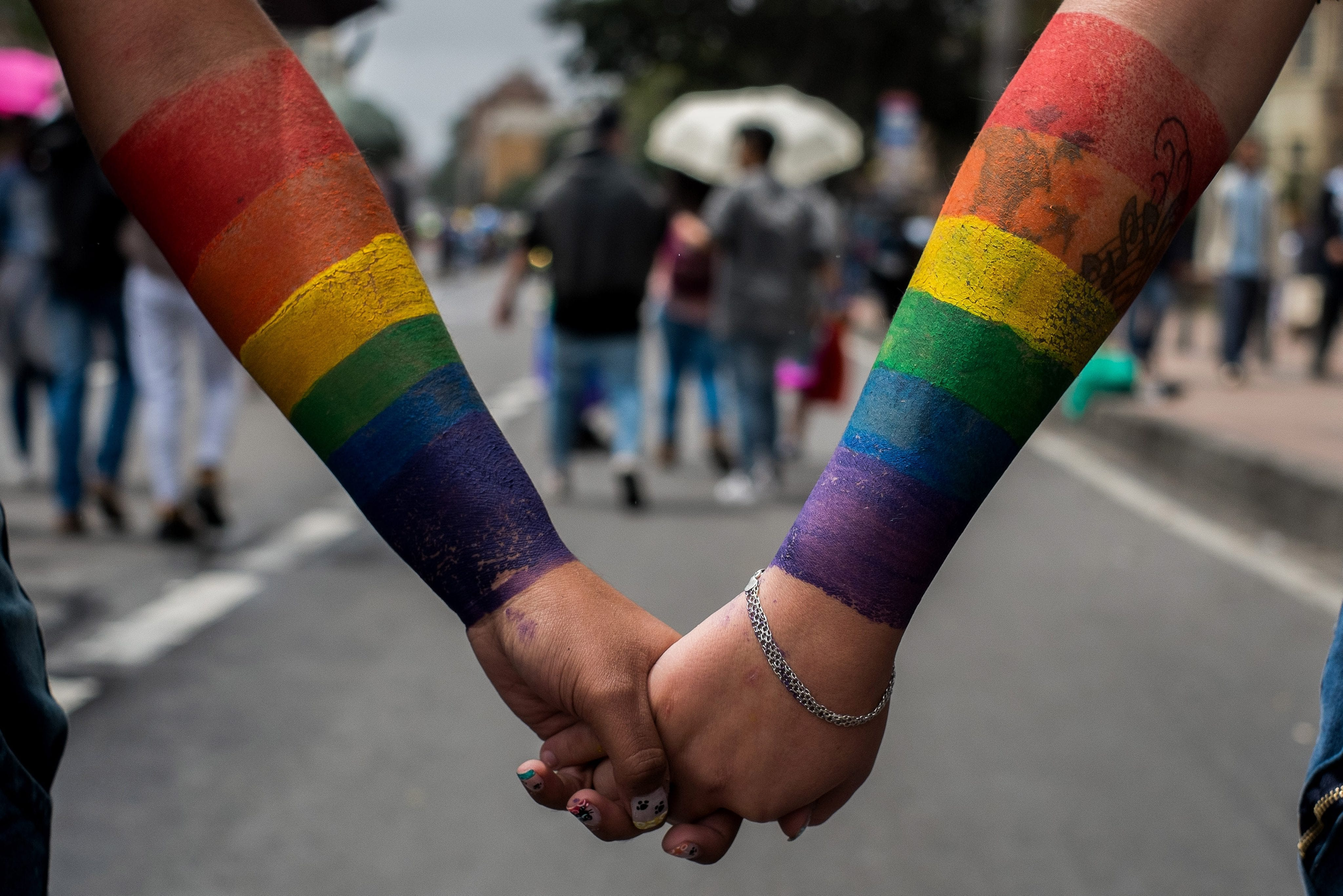 Sexual orientation protected class status symbol