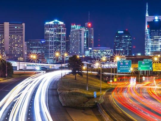 TennesseeFastest-growing metropolitan area: Nashville-Davidson--Murfreesboro--Franklin