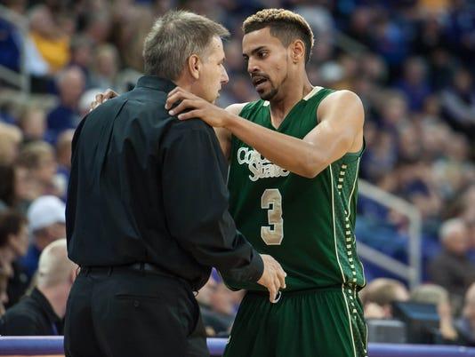 NCAA Basketball: Colorado State at Northern Iowa