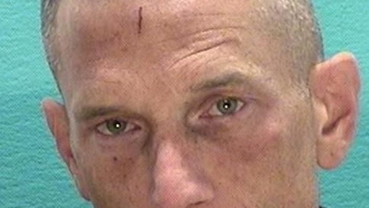 Convicted felon on parole charged with rape