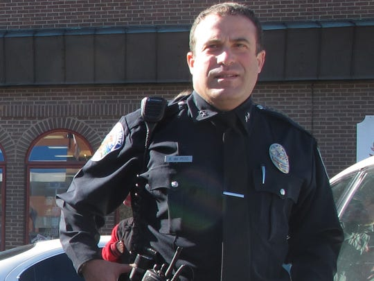 Burlington Police Chief Brandon del Pozo is defending a decision by law enforcement to keep secret information about a reported rape at the Costello Courthouse in Burlington while the suspect has remained at large.