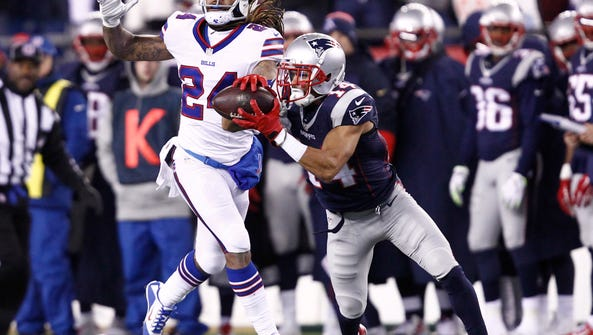 Stephon Gilmore is the highest-level free agent the