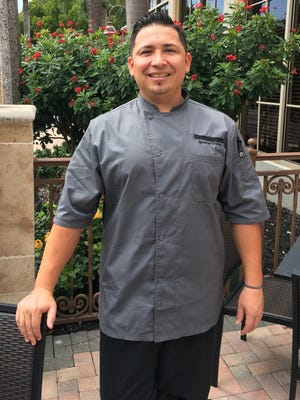 Chef-partner Ignacio Ortiz of Roy's Restaurant in Bonita Springs.