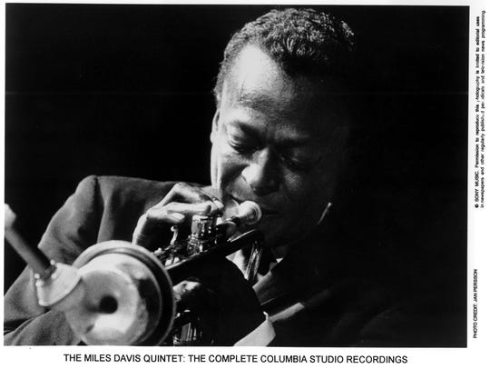"Trumpeter Miles Davis hired bassist Ron Carter in 1963. The record LP Carter made with Davis was ""Seven Steps to Heaven"" in spring 1963."