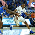 MTSU men's basketball wins big against Florida Gulf Coast in first of home-and-home